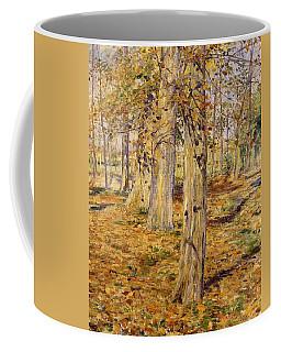 Top Quality Art - Fallen Leaf Coffee Mug