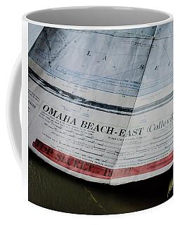 Top Secret - Omaha Beach Coffee Mug