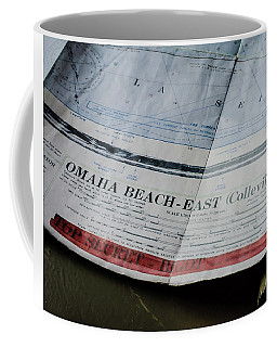 Top Secret - Omaha Beach Coffee Mug