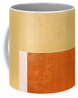 Topaz Pink Orange Coffee Mug