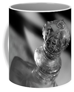 Coffee Mug featuring the photograph Topper by Mike Eingle