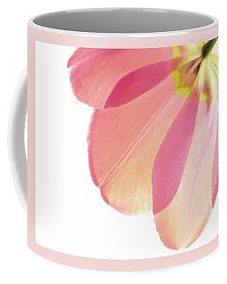 Topsy Turvy Tulip Coffee Mug by Angela Davies