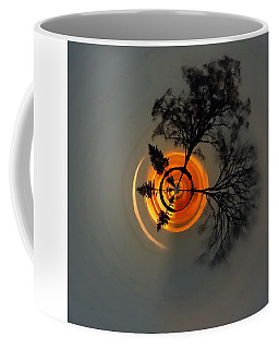 Topsy Turvy World - Sunset Coffee Mug