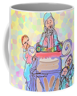 Torah Reading Coffee Mug