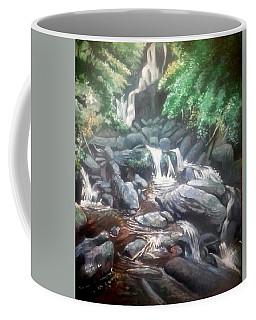 Torc Waterfall County Kerry Ireland Coffee Mug