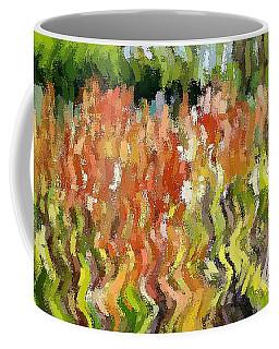 Torch Lilies Coffee Mug