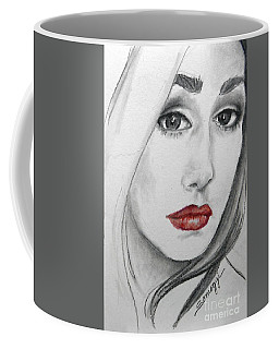 Tori, At 19 -- Female Portrait Coffee Mug