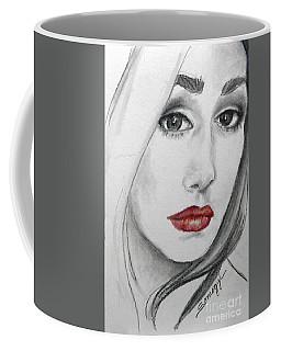 Tori, At 19 -- Female Portrait Coffee Mug