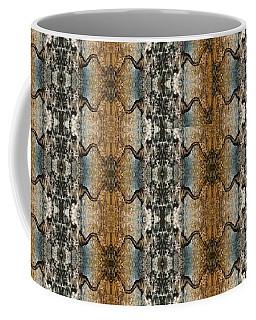 Tornado Pattern Coffee Mug