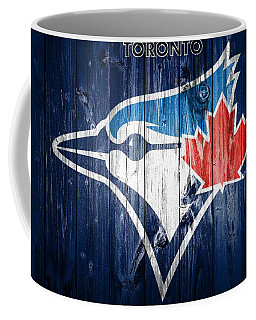 Toronto Blue Jays Barn Door Coffee Mug