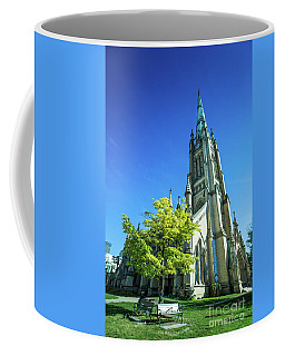Coffee Mug featuring the photograph Toronto Cathedral , Canada150  by Mariusz Czajkowski