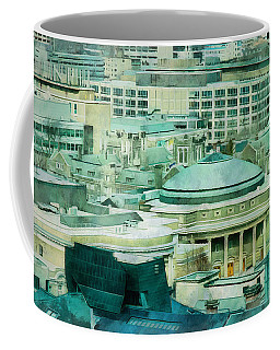 Toronto Window View Coffee Mug