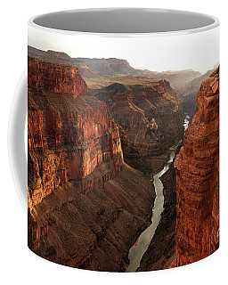 Toroweap In Grand Canyon Coffee Mug