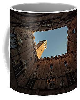 Torre Del Mangia Siena Italy  Coffee Mug