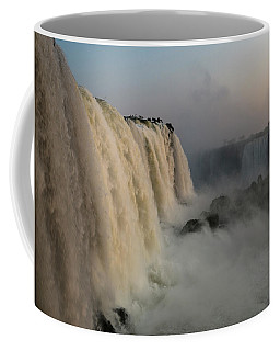 Coffee Mug featuring the photograph Torrent by Alex Lapidus
