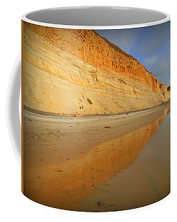 Torrey Pines Golden Hour Coffee Mug