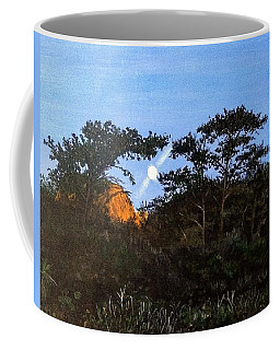 Torrey Pines In The Morning Coffee Mug