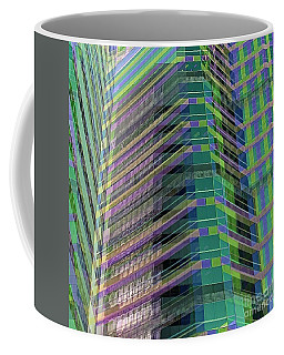 Abstract Angles Coffee Mug