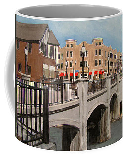 Tosa Village Bridge Coffee Mug