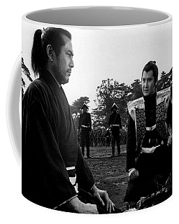 Toshiro Mifune Band Of Assassins Coffee Mug