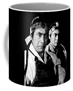 Toshiro Mifune Still Coffee Mug