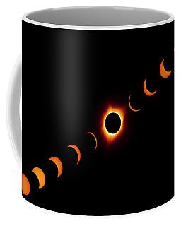 Total Eclipse 2017 Coffee Mug