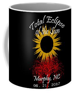 Total Eclipse T-shirt Art Murphy Nc Coffee Mug