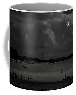 Total Solar Eclipse At Clemson Coffee Mug