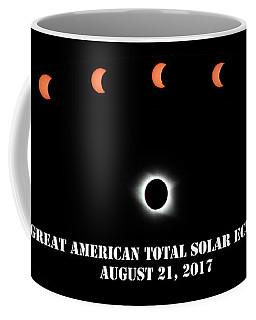 Total Solar Eclipse August 21, 2017 Coffee Mug