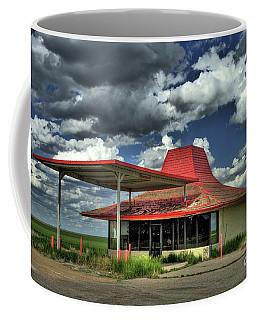 Totaled Coffee Mug