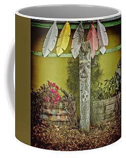 Totem Pole Coffee Mug by Jerry Golab