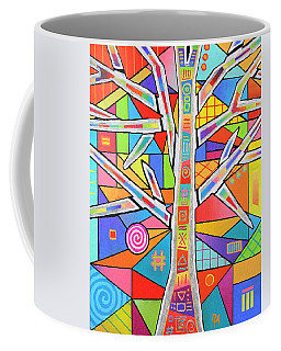 Totem Tree Coffee Mug