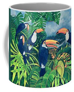 Toucan Talk Coffee Mug