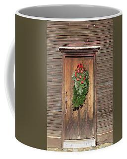 Touch Of Christmas Coffee Mug