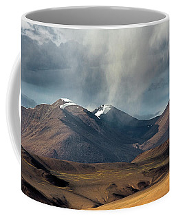 Touch Of Cloud Coffee Mug