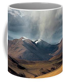 Touch Of Cloud Coffee Mug