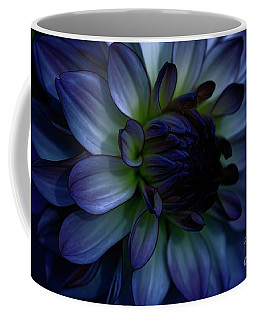 Coffee Mug featuring the photograph Touch Of Darkness by Rachel Cohen