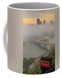 Touch Of Fog  Coffee Mug