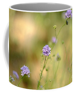 Touch Of Lavender Light Coffee Mug