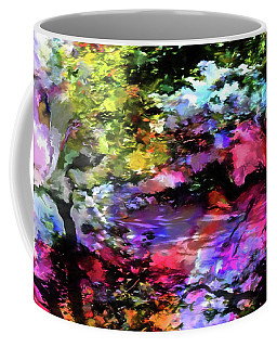 Touch Of Monet Coffee Mug
