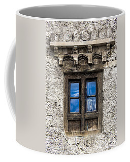 Touch Of Sky Coffee Mug