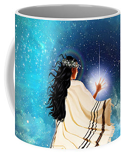 Touch The Light Coffee Mug