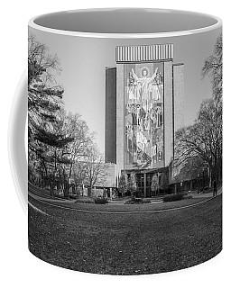 Touchdown Jesus Notre Dame  Coffee Mug