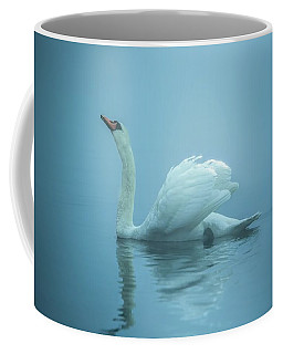 Touched By The Light Coffee Mug by Rose-Marie Karlsen