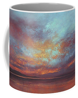 Touches Of Light Coffee Mug by Valerie Travers