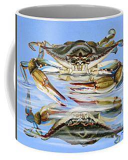 Touching Its Reflection Coffee Mug
