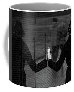 Touching Moment Coffee Mug