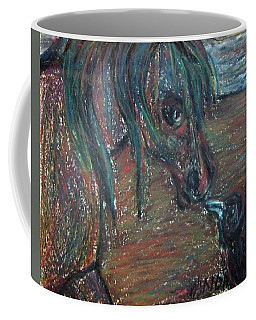 Touching Noses Coffee Mug