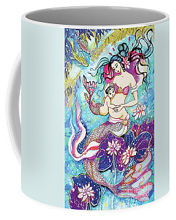 Touching Of Life Coffee Mug