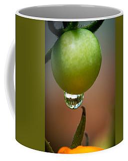 Touching Worlds Coffee Mug